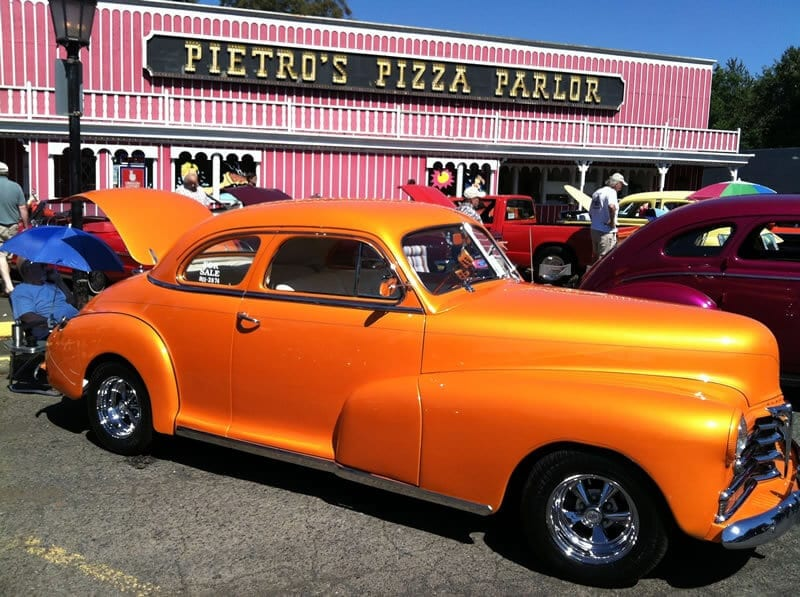 Pietro's Pizza Car Show Fundraiser