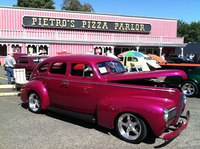 Car Show Fundraiser for Milwaukie High School